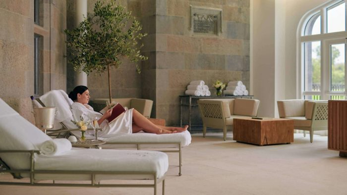 Adare Manor Hotel is one of the best spa hotels in Ireland