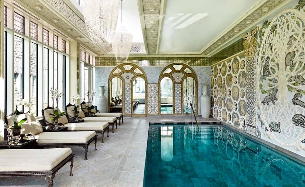 the best spa hotels in Ireland