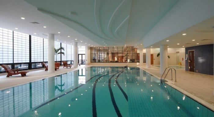 pool at Clayton Whites Hotel