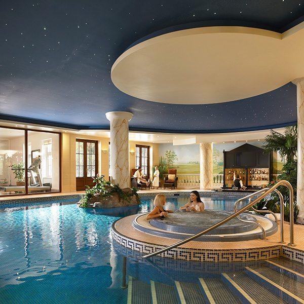 spa at the K Club Hotel, Ireland