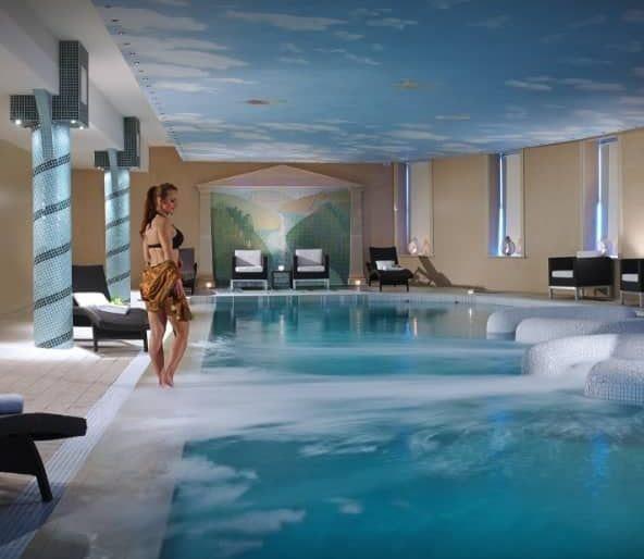 spa hotels in Ireland - Killashee Hotel, Kildare