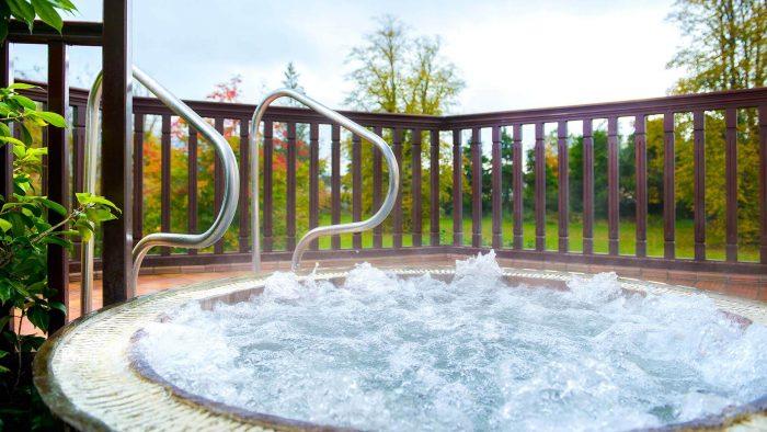 spa at the Killarney Park Hotel, Kerry