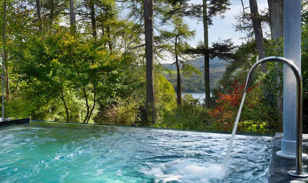 best spa hotels in Ireland - Park Hotel Kenmare