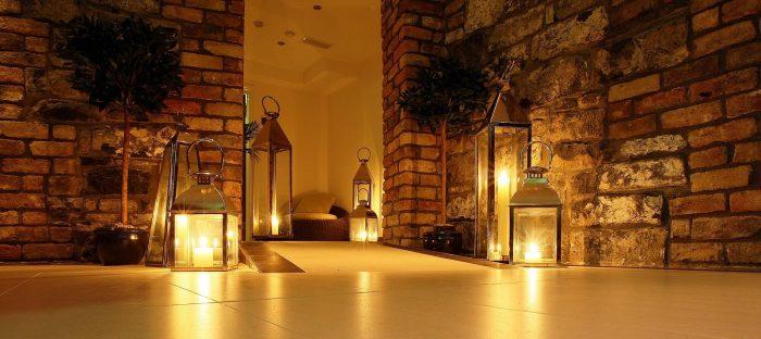 No 1 Pery Square spa hotel